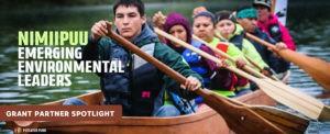 Nimiipuu Nurtures Emerging Environmental Leaders